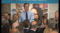 Cameron: Election is a straight choice