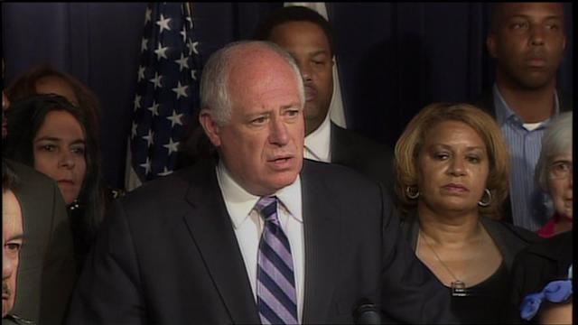 RAW: Quinn makes `common sense changes` to concealed carry bill