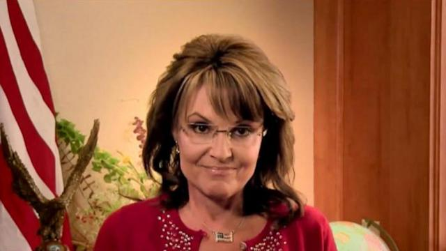 Presenting, The Sarah Palin Channel