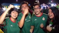 Stunning Jimenez goal revives Mexico's World Cup campaign