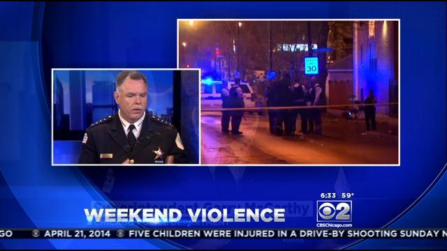 McCarthy: Deadly Weekend Doesn't Erase Gains In Fighting Crime