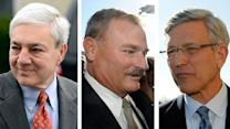 Judge: 3 Penn State ex-officials to stand trial