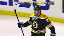 Lucic finishes off comeback with empty-netter