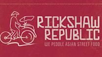 Rickshaw Republic: Indonesian street food in Chicago's Lincoln Park