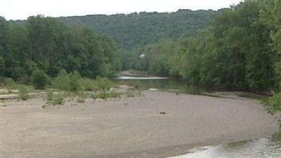 Toddler's Parents Wait As River Search Continues