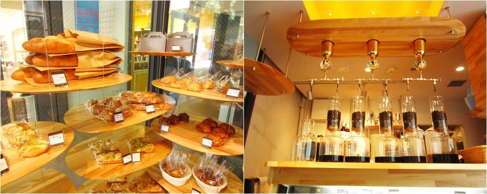 自由之丘Nantoka Presso咖啡廳