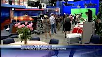 Five years cancer free! KITV celebrates a milestone for our survivors
