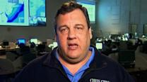"Christie on Sandy aid: Obama ""deserves great credit"""