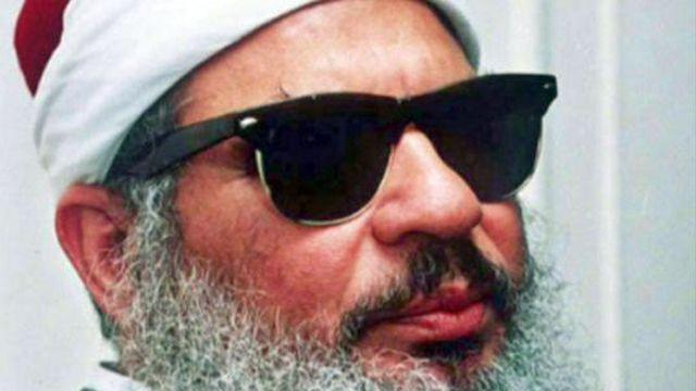 Egypt pressuring White House to release 'Blind Sheikh'