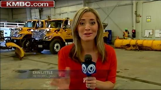Snow plows get dry run for winter weather