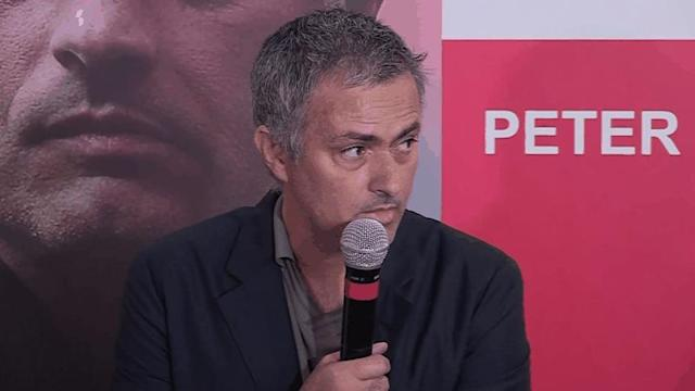 Exclusive interview with Real Madrid's head coach Jose Mourinho