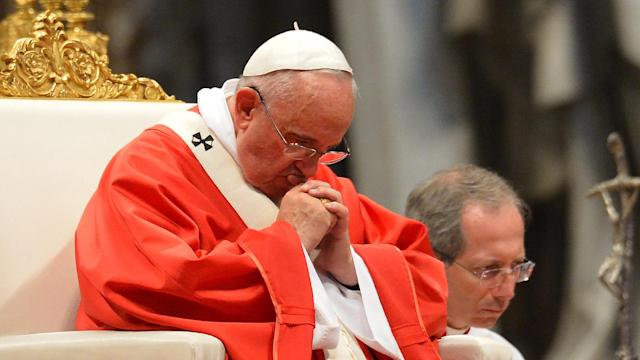 Pope Seeks Forgiveness of Abuse Victims, and More
