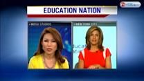 Hoda Kotb talks about education in New Orleans