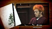 James Holmes' Notebook Reveals Shooting Plans?