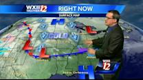 Snow Friday? Watch Brian's forecast update