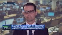 Danish market is still recovering: Danske Bank CFO