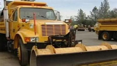 Foothills And Sierra Prepare For Low Snow
