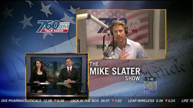 760's Mike Slater on News 8: New state taxes