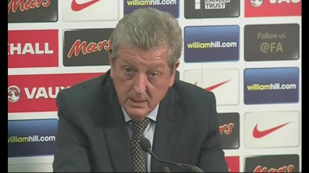 Roy Hodgson: Joe Hart 'still my No 1'