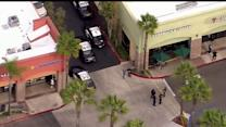 Off-Duty Agent Shoots At Suspected Shoplifter