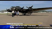 "On board World War II's famous ""Flying Fortress"""
