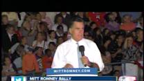 Romney campaigns in Land O' Lakes