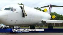 Boeing 727 Transformed Into St. Paul Classroom