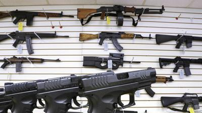Sen. Cmte. Passes but Spars Over Weapons Ban
