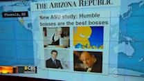 Headlines 8:30: Best bosses are the humble ones