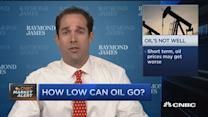 Oil prices will be worse before better: Analyst