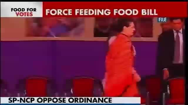 Govt set to pass National Food Security Ordinance 2013 today