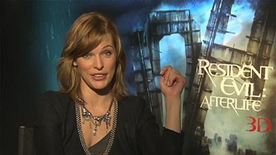 Sell It In :20 - Milla Pitches 'Resident Evil: Afterlife 3D'