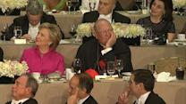 Donald Trump, Hillary Clinton Trade Punchlines at New York City Charity Dinner