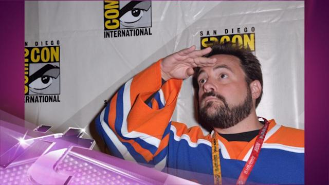 Entertainment News Pop: Comic-Con: Kevin Smith Remembers His First Time