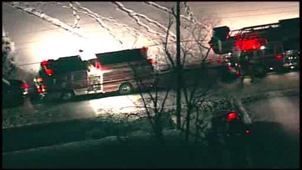 3 hospitalized after hazmat incident in Bucks County