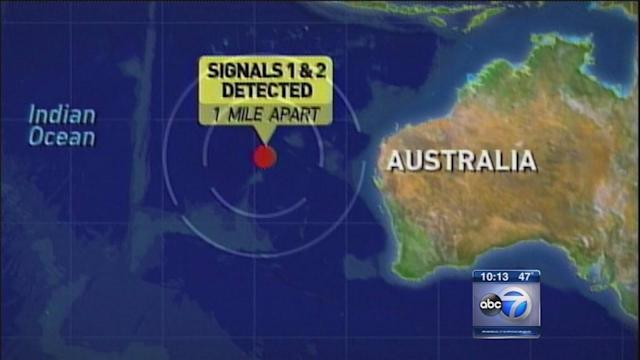 Malaysia plane missing: Sub hunting for source of 'pings' in plane search