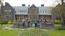 Two Families Share Lives in English Mansion