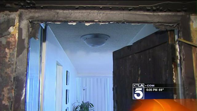 West L.A. Fire Victims Slowly Returning Home
