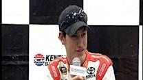 Joey Logano On Sprint Cup In Sparta