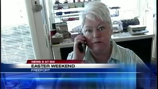 Freeport business prepares for Easter