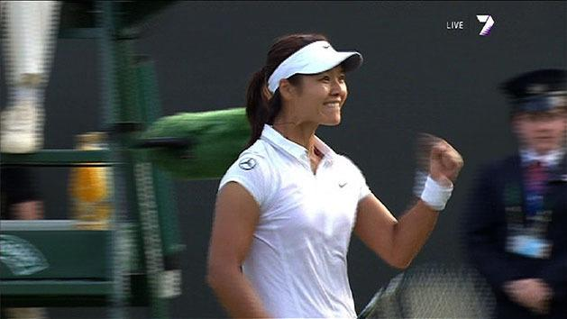 Highlights: Li Na v Zakopalova