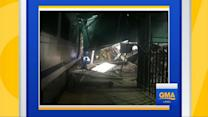 NJ Transit Train Crashes Into Station, Up to 100 Injured