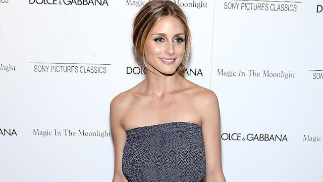 Another Reason To Be Head Over Heels For Olivia Palermo!