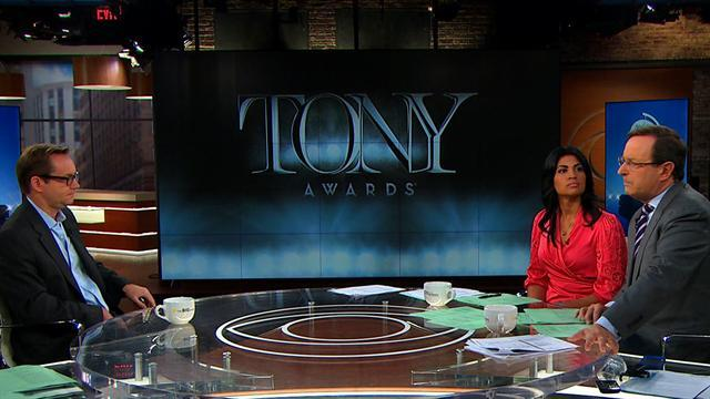 Tony Awards: Who's coming out on top?