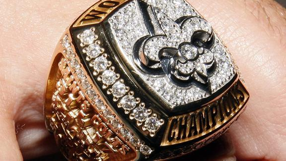 Player loses Super Bowl ring after leaving it in car