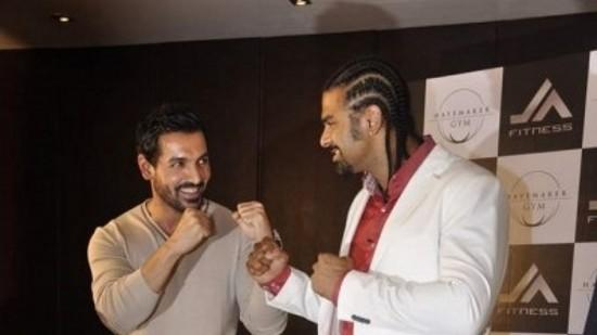 John Abraham's Next Movie Will Be On Boxing