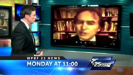 Monday on WPBF 25 News at 11: Popular medication linked to mass murder?