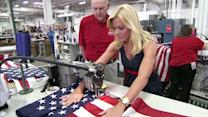 Celebrating Old Glory at one of nation's oldest flag makers