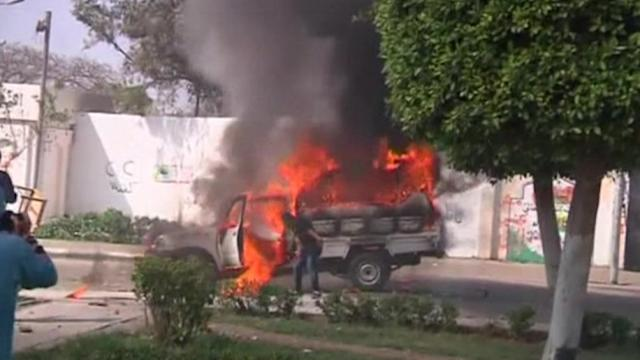 One dead in Egypt clashes