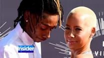 Wiz Khalifa Talks About His and Amber Rose's Marriage